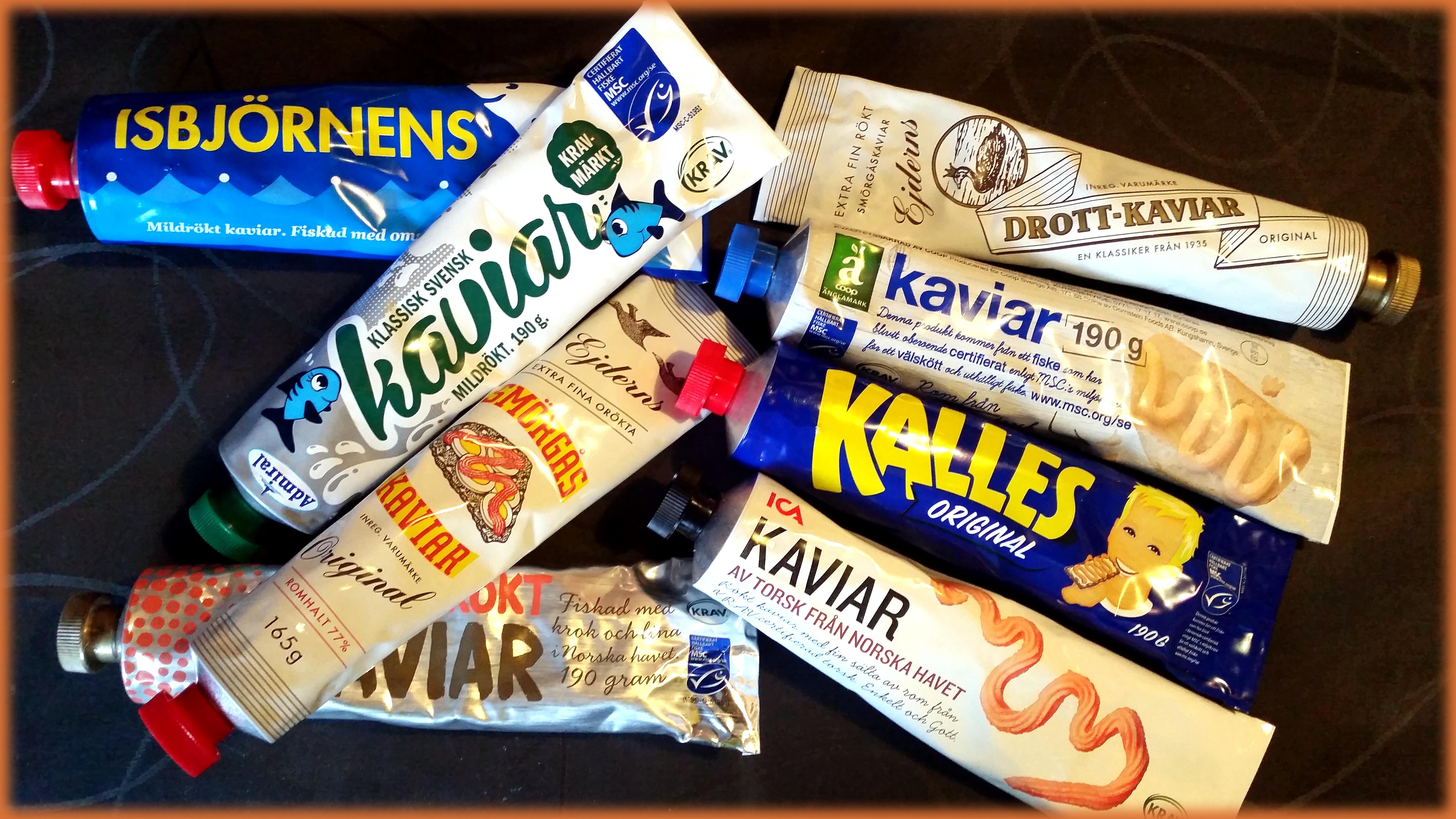 Bäst kaviar inför Påsk